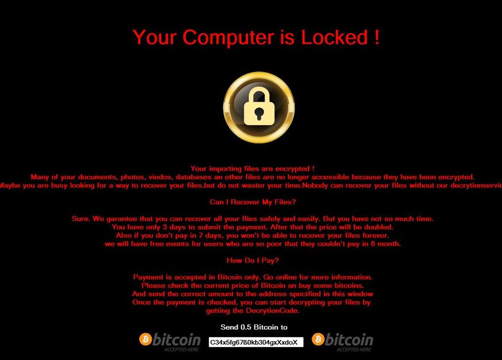 Ransom Prank Ransomware