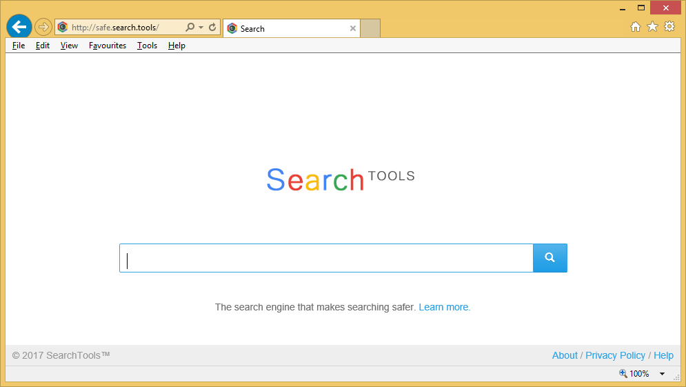 Safe.search.tools virus – วิธีลบ