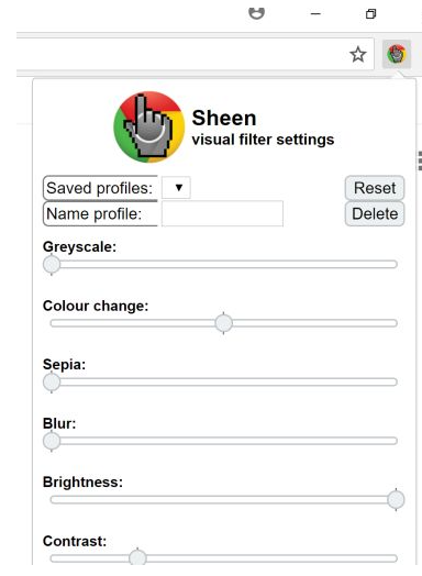 Sheeners Chrome Extension