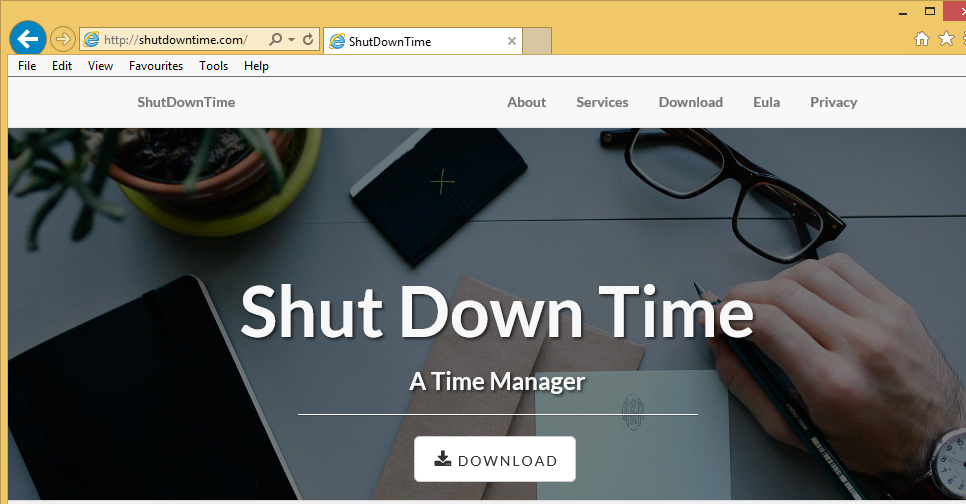 Remove ShutDownTime virus