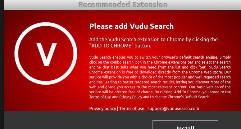 Vudu Search