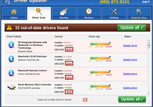 Remover WinZip Driver Updater