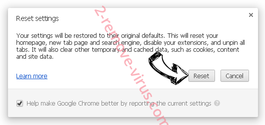 Ezy-search.com Chrome reset