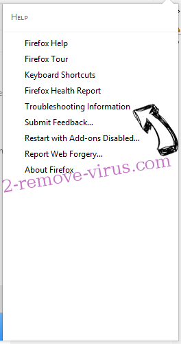 Ezy-search.com Firefox troubleshooting