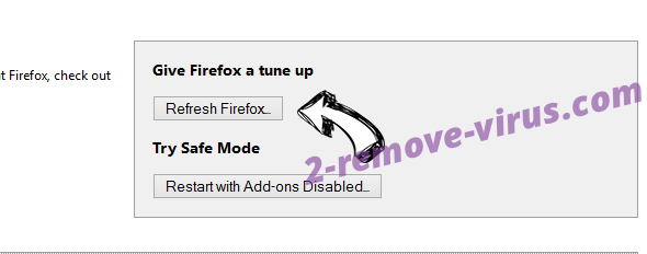 Euro-search.net  Firefox reset