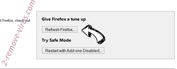 OnlineMusic Search Redirect Firefox reset