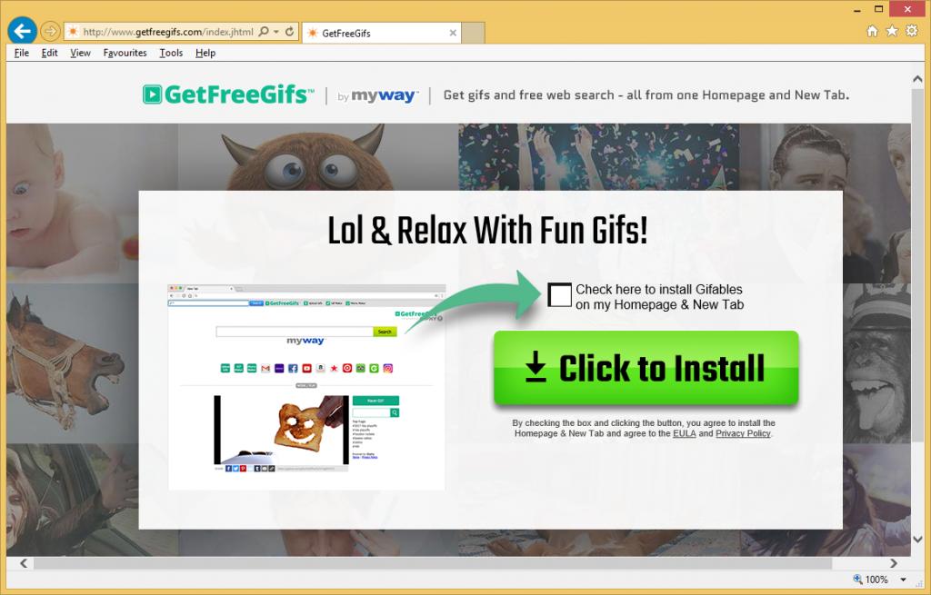 GetFreeGifs Toolbar