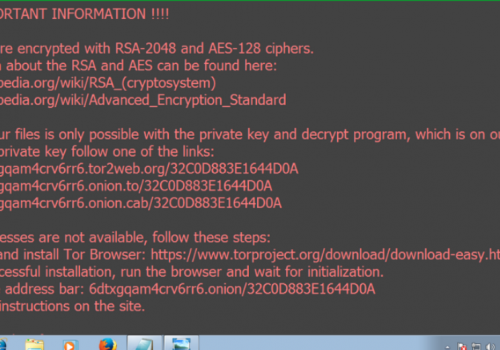 Remove Lockey Ransomware