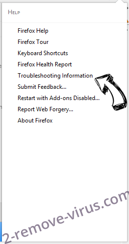 Mysrch.net Firefox troubleshooting