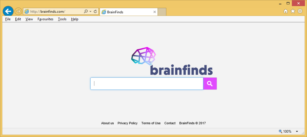 Usuń Brainfinds.com