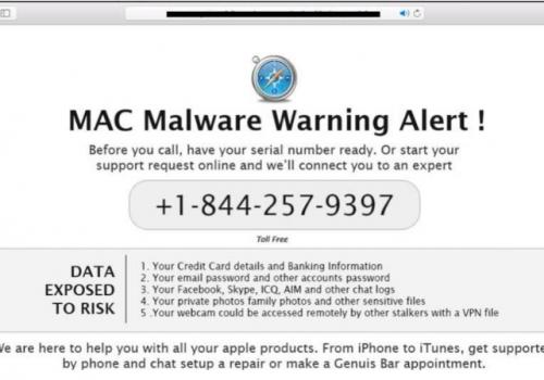 Usunąć przeglądarka przekierowuje i na Mac