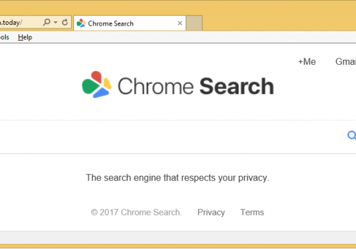 Odstrániť Chromesearch.today Virus