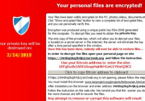 Desbloquear CypherPy Ransomware