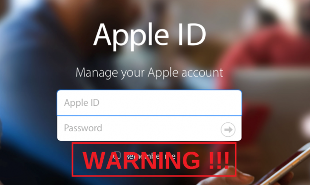 Developer shows how easy it would be to steal your Apple ID password