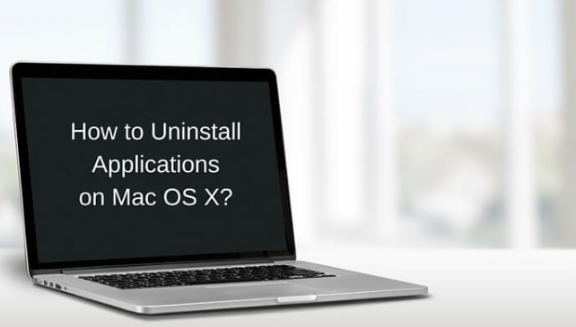 MAC Manually delete unwanted programs