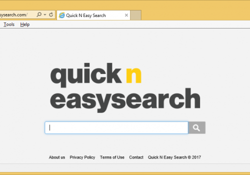Quickneasysearch.com – ¿cómo eliminar?