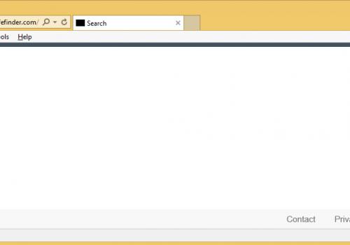 Gewusst wie: Entfernen von Search.websafefinder.com