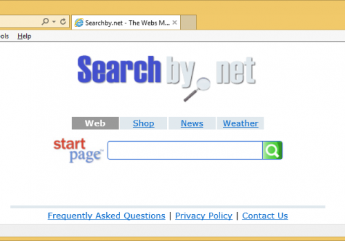 Supprimer Searchby.net