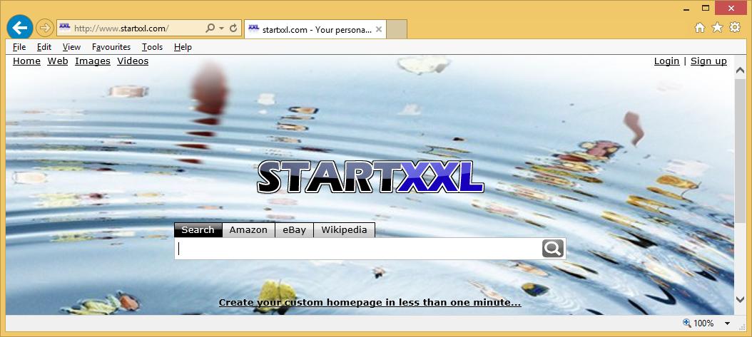 Κατάργηση StartXXL Virus