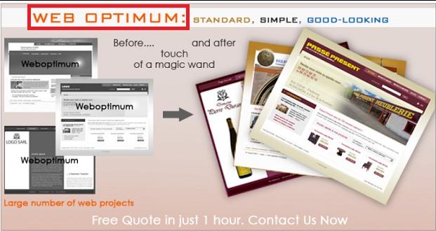 Web Optimum Adware