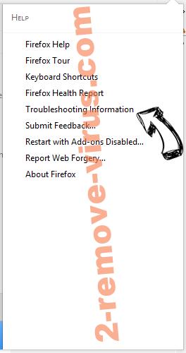 Be-notified.com Firefox troubleshooting