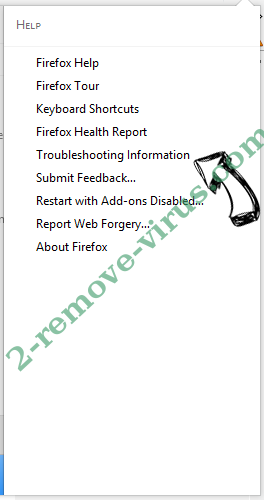 Brainfinds.com Firefox troubleshooting