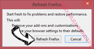 Search.coolmediatabsearch.com Firefox reset confirm