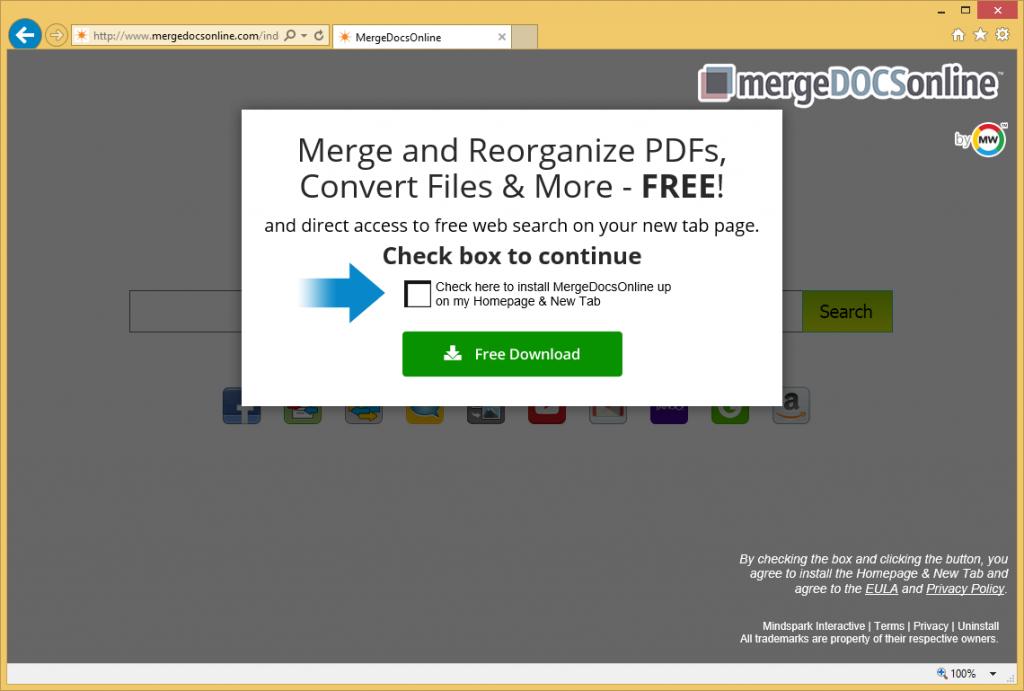 Merge Docs Online Virus