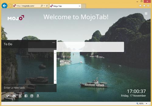 Távolítsa el a Mojotab.com