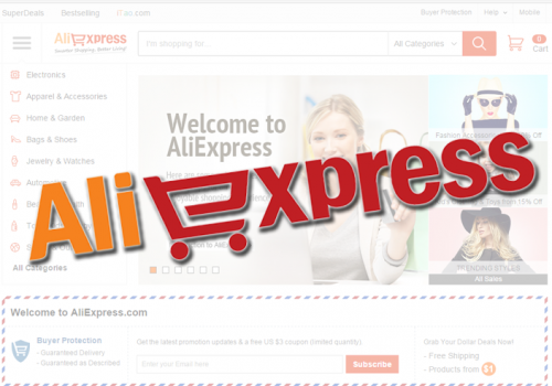 Vulnerability in AliExpress's portal could lead to stolen credit card details