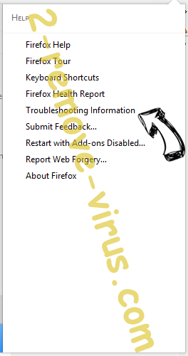Search-story.com Firefox troubleshooting