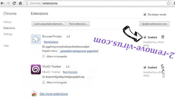 Image Downloader Extension Chrome extensions disable