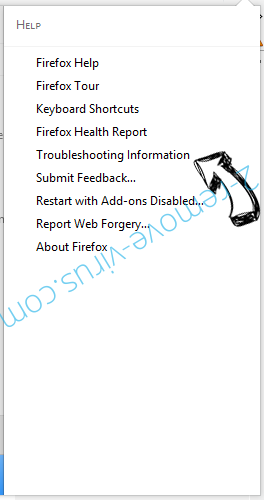 4newtab.com virus Firefox troubleshooting