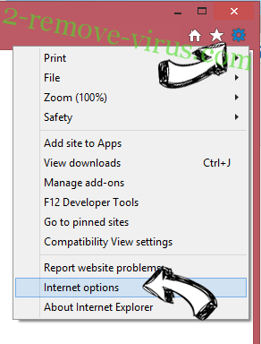 Image Downloader Extension IE options