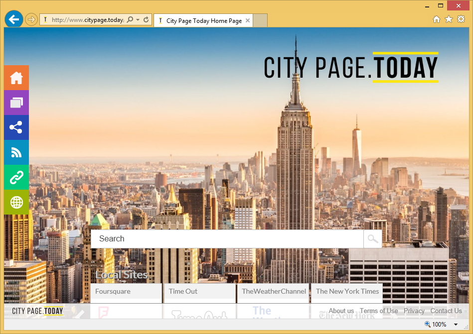 Remove CityPage.Today