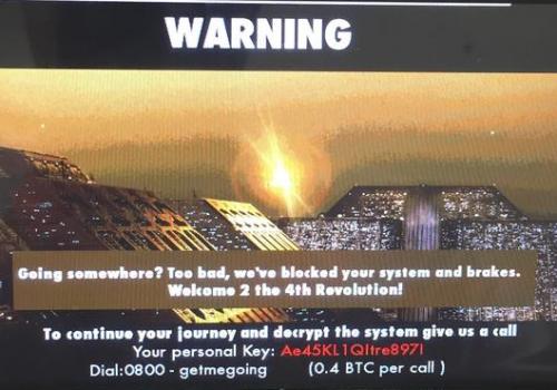 Удаление jCandy Ransomware