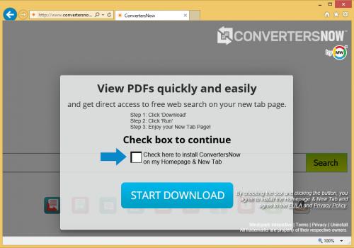 Πώς να αφαιρέσετε ConvertersNow