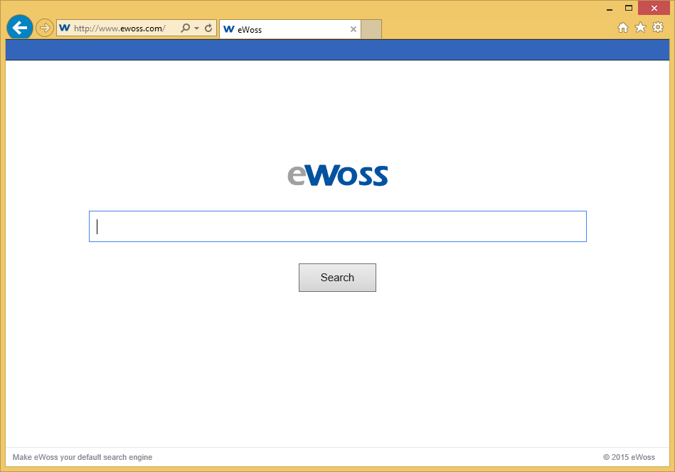 How to remove Ewoss.com