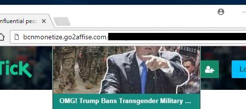 Go2affise.com – How to remove?