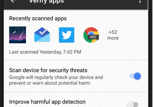 Google to warn about Android apps collecting user information unauthorized