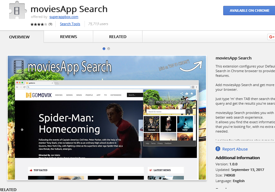 MoviesApp Search