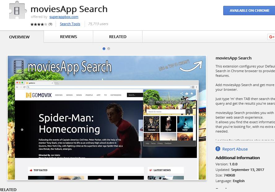 MoviesApp Search
