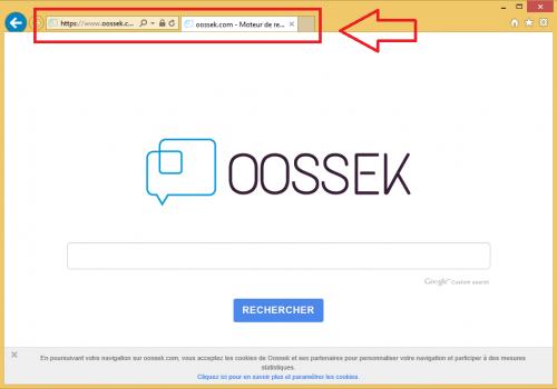 Oossek.com Virus Kaldır