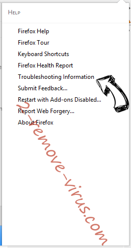 Trovi Search Virus Firefox troubleshooting