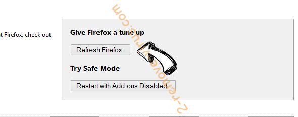 Round World Firefox reset