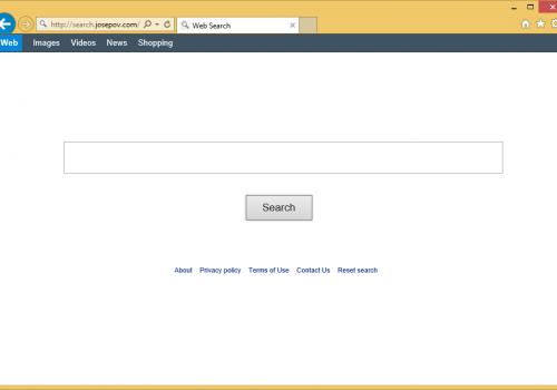 How to remove Search.josepov.com