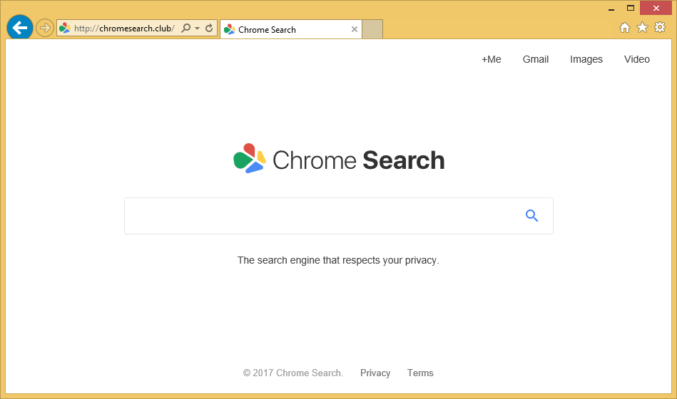 Chrome Search Club