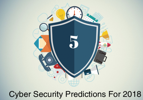 Cybersecurity Predictions For 2018