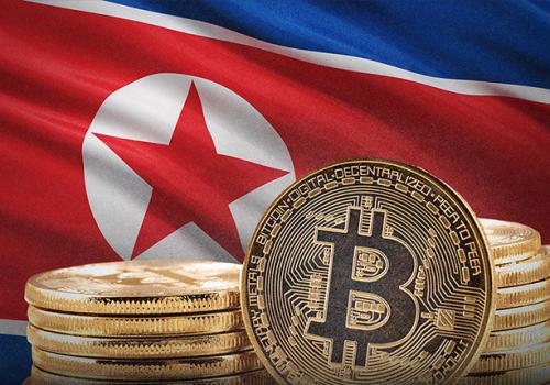 كوريا الشمالية يجري الآن ربط الهجمات الكورية الجنوبية cryptocurrency التبادل
