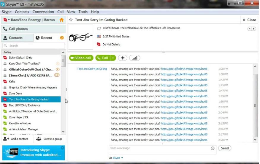 Fjern Skype Virus